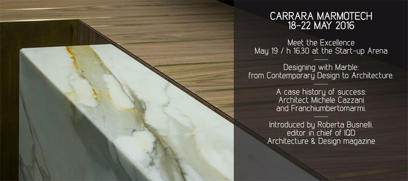 Carrara Marmotech Meet the excellence